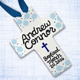 Personalized Baby Cross