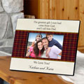 Personalized Inspirational Photo Frame for Dad