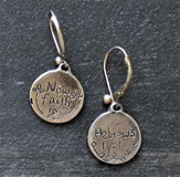 Hebrews 11 Earrings