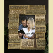 Photo Frame with Jeremiah 29:11