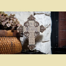 Bereavement Wall Cross