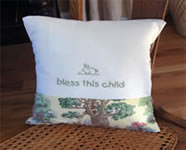 Bless This Child, Baby Baptism Gift